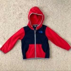 North Face Fleece size 18-24 months